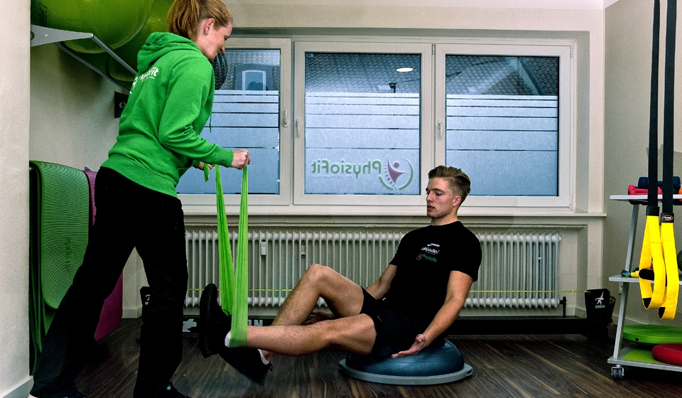 Sportphysiotherapie -